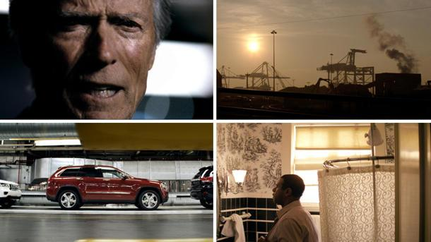 On the stirring incoherence of Chrysler's two-minute Clint Eastwood Super Bowl pep talk