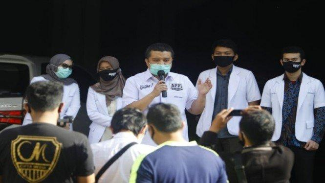 Kisruh Meme Survei Appi-Rahman, Eep Tak Berniat Permalukan Erwin Aksa