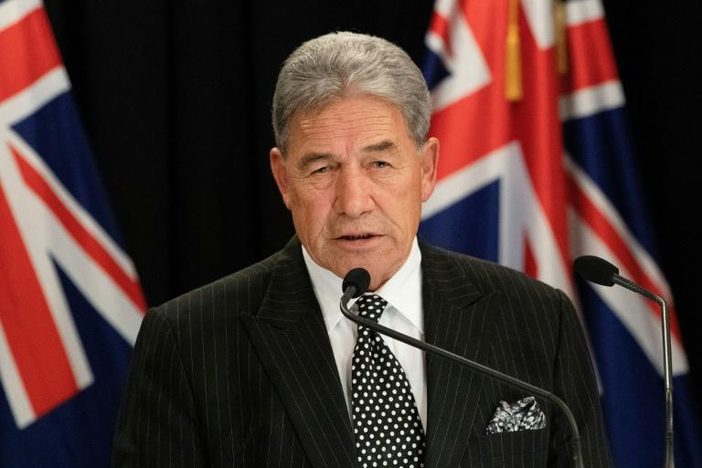 End of reign for New Zealand kingmaker Winston Peters