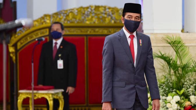 Jokowi Kerahkan TNI-Polri di 4 Provinsi Secara Masif untuk Disiplinkan Warga