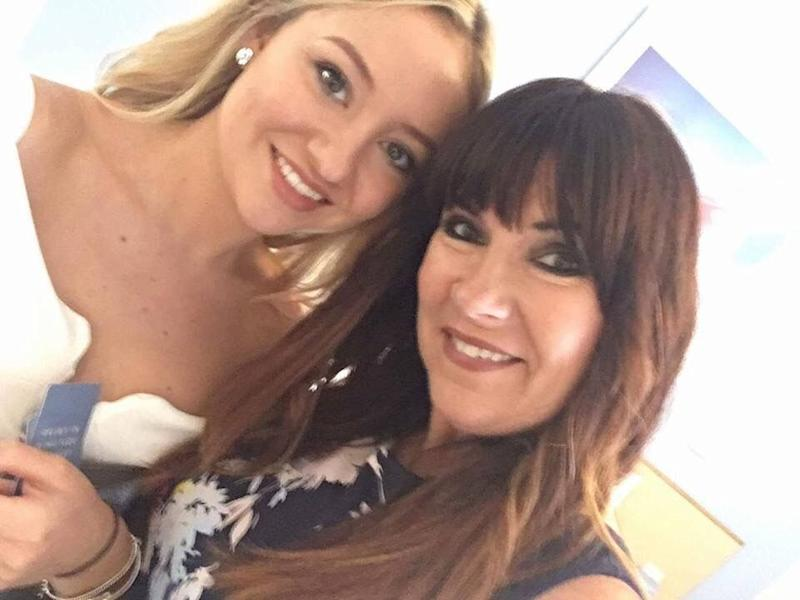 Rebecca Chisholm was celebrating her 24th birthday with her mum when she was almost killed in an accident. Source: GoFundMe