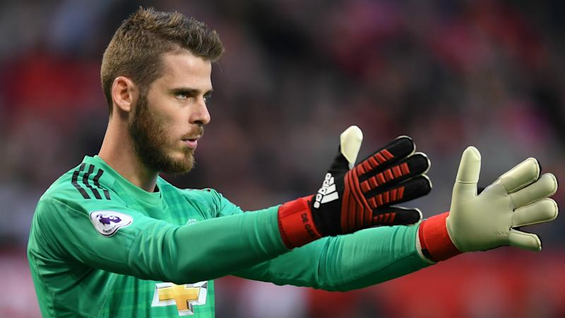 08d31e967 Mourinho confident on De Gea deal as Man Utd goalkeeper  wants to stay