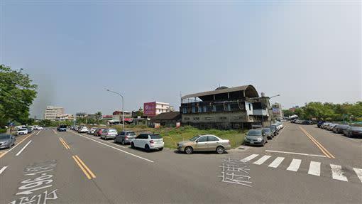 雲林斗六透天厝交易總價、單價近8年不斷攀升,連在地房仲都嘆息。(圖/翻攝自Google Map)