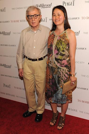 """The Cinema Society With The Hollywood Reporter & Piaget Host A Screening Of """"To Rome With Love"""" - After Party"""