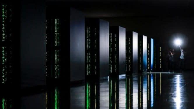 Temukan Obat COVID-19 dengan Superkomputer Terkuat Dunia
