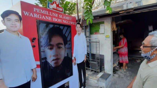 Saat Tawaran Pembuatan Virtual Box Gibran Ditolak Cawalkot Semarang