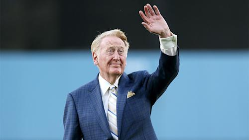 Vin Scully Hints at 2014 Retirement — Leaving a Hole That Can't Be Filled