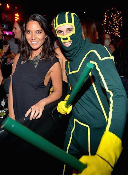 "Playboy And Universal Pictures' ""Kick-Ass 2"" Event At Comic-Con Sponsored By AXE Black Chill - Inside"