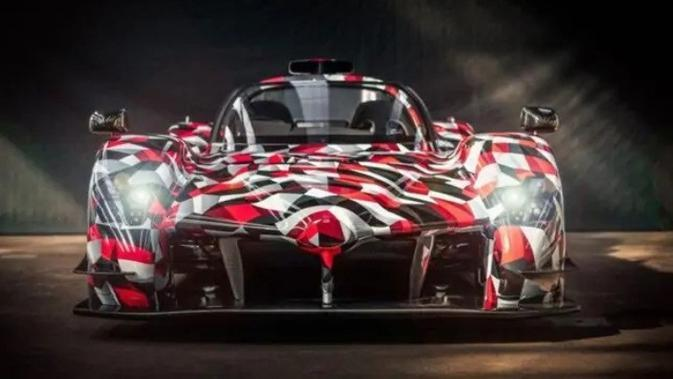 Toyota GR Super Sport Lakoni Debut di Prancis