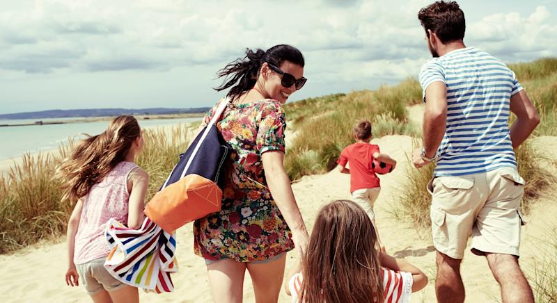 Many Britons will choose - or be forced - not to holiday abroad this year due to the coronavirus pandemic (Getty Images)