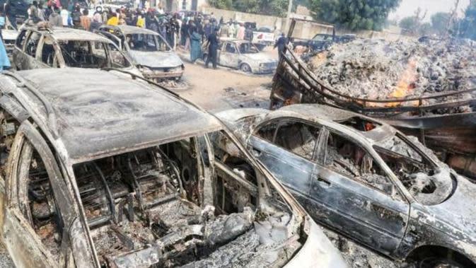 Hati-Hati, Tiga Hal Ini Bisa Sebabkan Mobil Terbakar