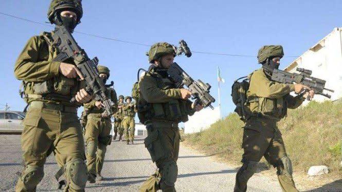 Biadab, Tentara Israel Tembaki Penggembala Tak Bersenjata