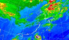 閃電颱風陸警範圍擴大!全台8鄉鎮停班停課