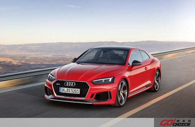 Audi RS 5 Coupé / SQ7 全新上市車款移師高雄車展