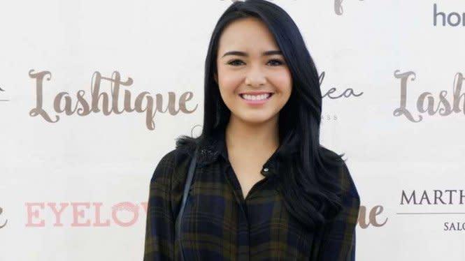 Ungkap Perasaan ke Billy Syahputra, Amanda Manopo: Buat Apa Gengsi