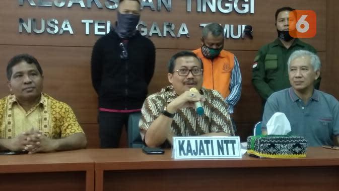 Akhir Pelarian Buronan Kasus Perdagangan Manusia Kejati NTT di Semarang