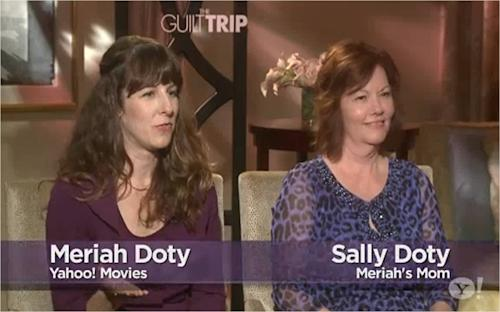 'The Guilt Trip': Interviewing Barbra Streisand and Seth Rogen… WITH MY MOM