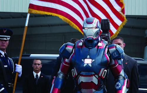 Iron Man 3 to feature Chinese product placement