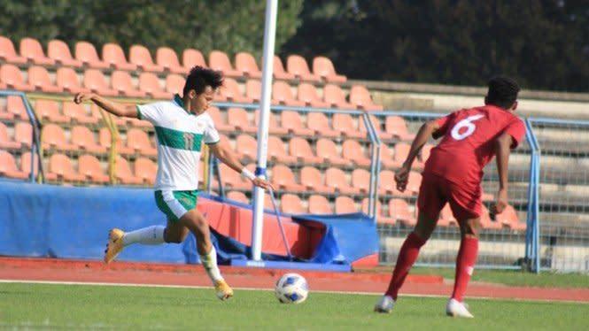 Timnas U-19 Meredam Dendam Qatar