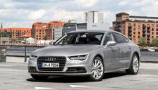 2015 Audi A7 Sportback(NEW)