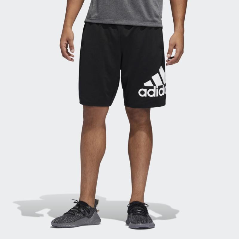 4KRFT Badge of Sport Shorts. Image via Adidas.
