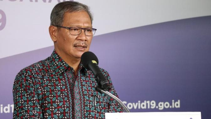 Achmad Yurianto: Bedakan Tes Masif dan Massal