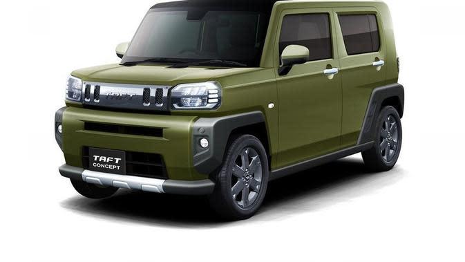 Top3 Berita Hari Ini: Spesifikasi Daihatsu Taft dan Motor Listrik Suzuki