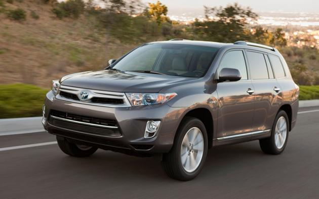 2013 Highlander $4,211 off