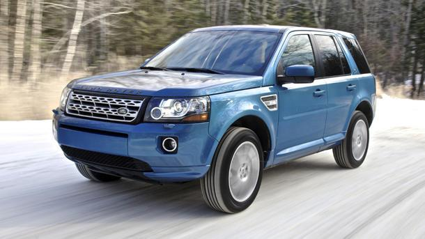 2013 Land Rover LR2, to the rescue: Motoramic Drives