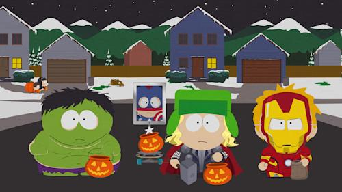 A Power Outage Killed Tonight's 'South Park'! (You Bastards!)