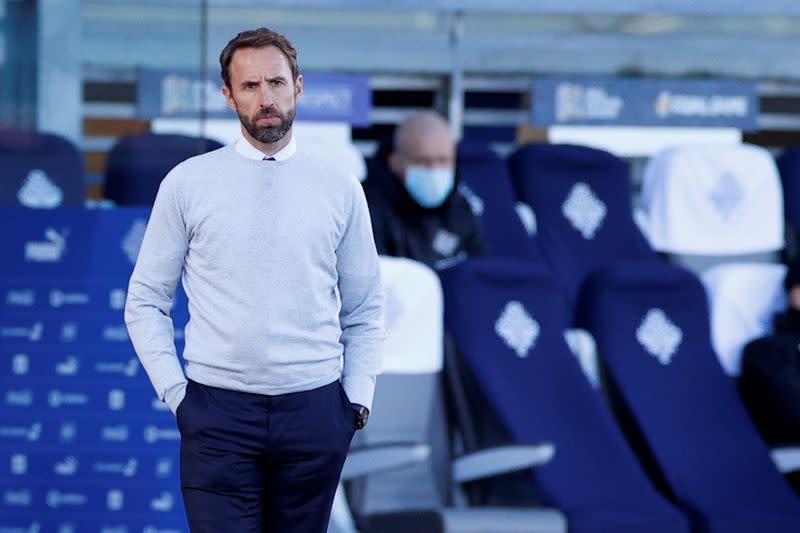 Southgate regrets criticism of England predecessors Keegan, Eriksson