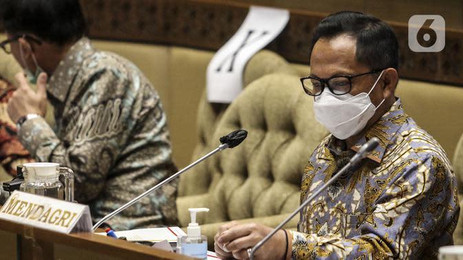 Mendagri Tito Karnavian Lantik Sejumlah Pejabat Eselon I