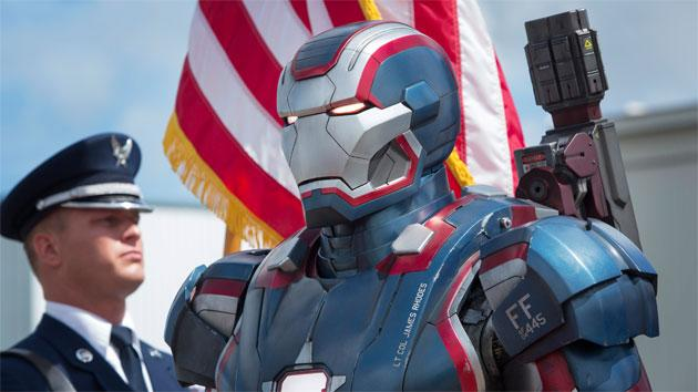 Tony Stark will wield Chinese gadgets in 'Iron Man 3′ as tech company TCL goes Hollywood