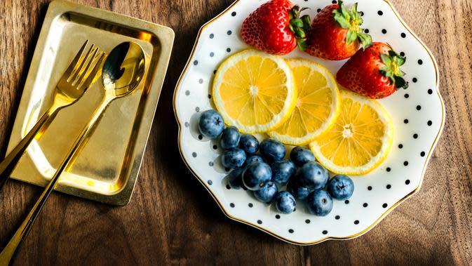 Ilustrasi Makanan Antioksidan | unsplash.com