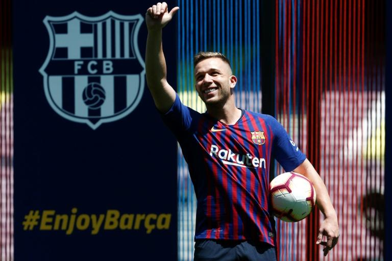 Arthur Melo is leaving Barcelona for Juventus