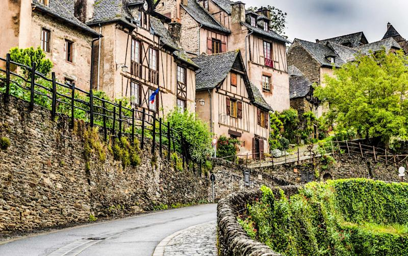 Aveyron is the rife with the kind of French idylls we all need right now - istock