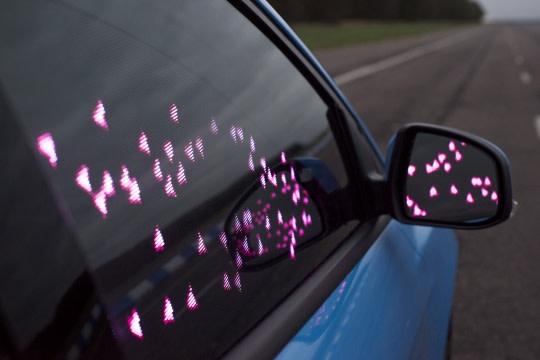 Ford研究開性能車比親吻更有幸福感?!