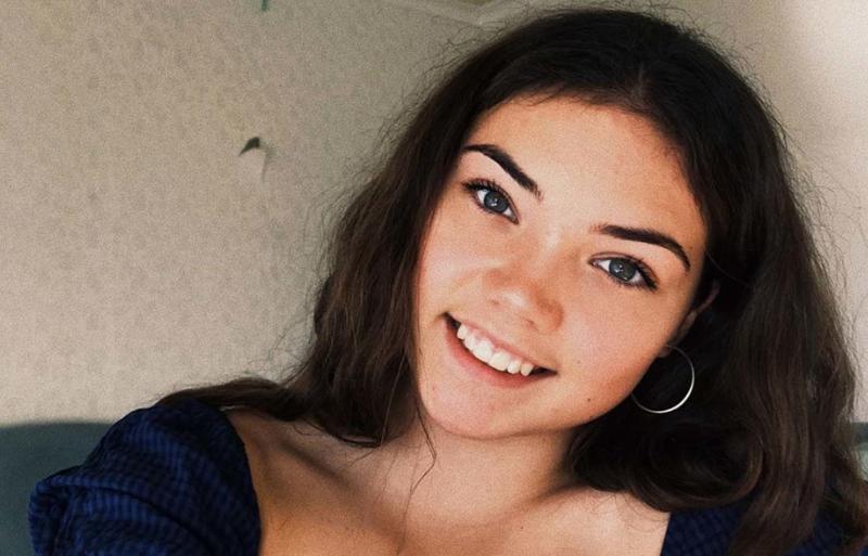 Sophia Naismith was killed in the crash on Saturday night. Source: Instagram/ Sophia Naismith