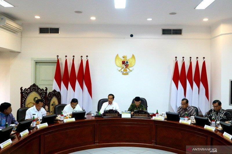Presiden minta pola baru pengelolaan cadangan beras