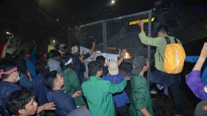 Mau Demo ke DPR, 42 Remaja Diamankan Polisi di Kalideres