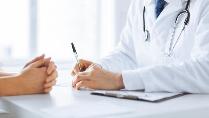 ilustrasi dokter (Foto: Shutterstock)