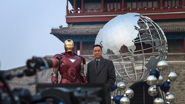 'Iron Man 3′: China-Only Scenes to Be Featured in Short Film