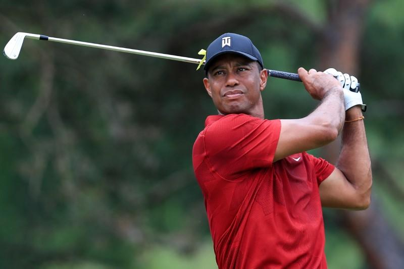 Woods focuses on the positives after stumbling finish at Memorial