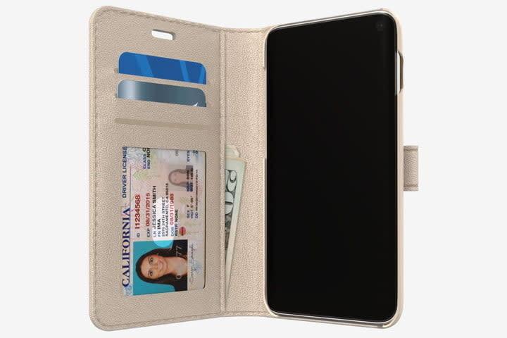 Skech Polo Book Case for Samsung Galaxy S10e