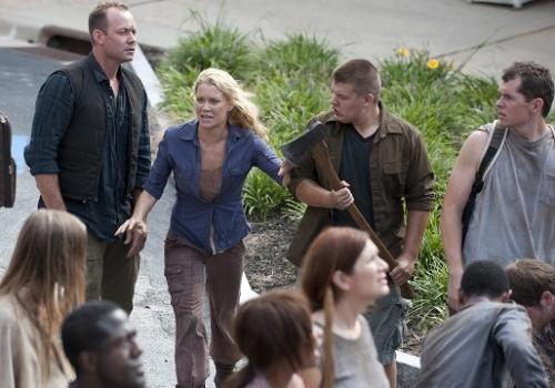 The Walking Dead Recap: Beyond Thunderdome