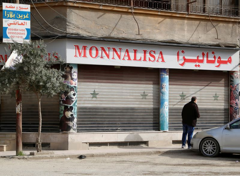 Shattered by years of war, Syria braces for coronavirus spread