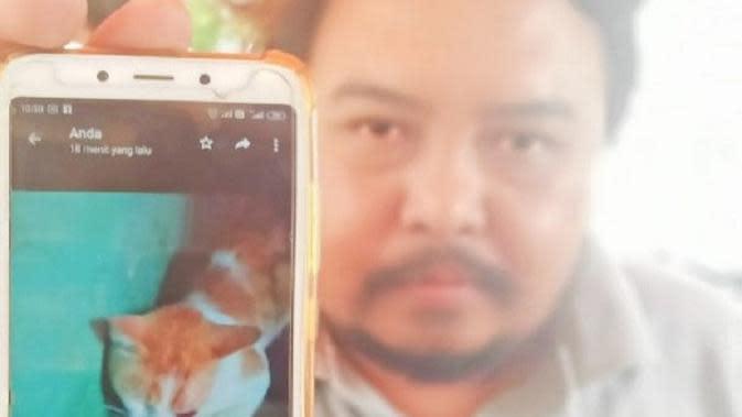 Pria di Cirebon Tembak Mata Kucing hingga Buta, Pencinta Hewan Murka