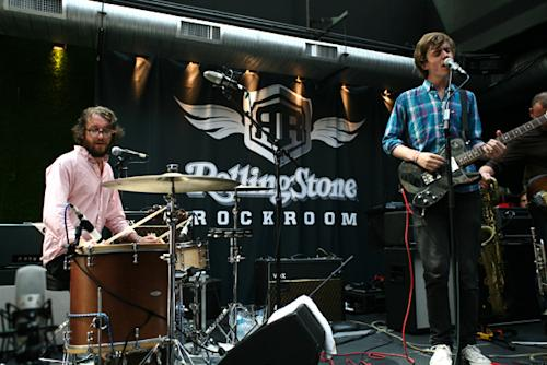 Bombay Bicycle Club, Yellow Ostrich Recharge in Style at Rolling Stone's Lollapalooza Rock Room
