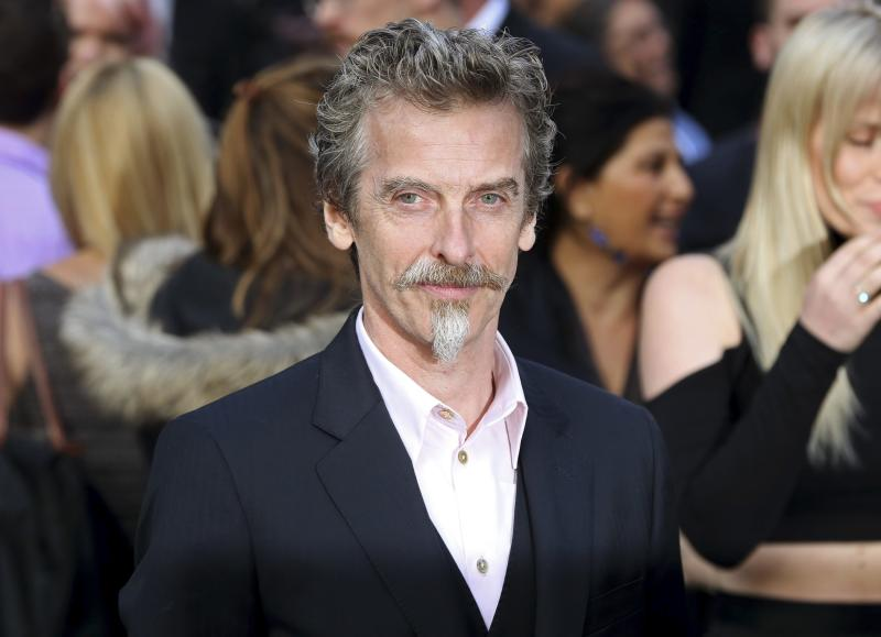 Who's 'Who'? Peter Capaldi Named the 12th 'Doctor Who' Star