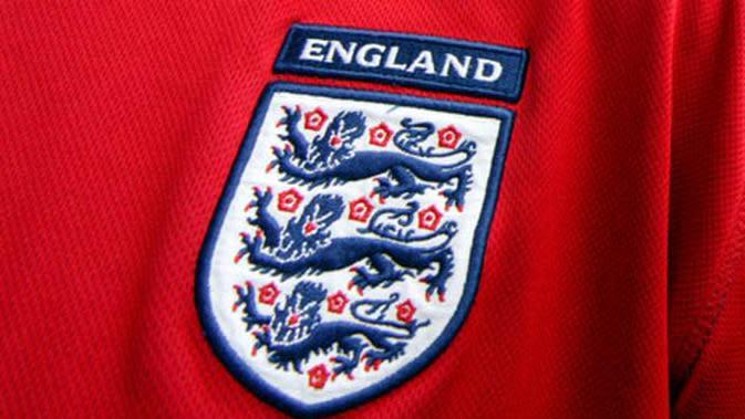 Logo Timnas Inggris (The Guardian)